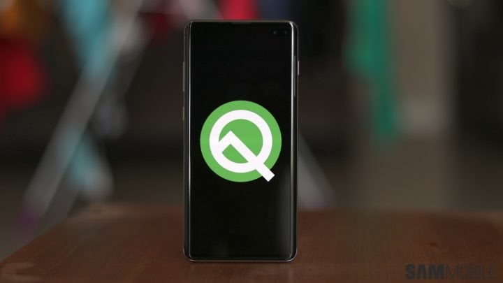 Galaxy S10 Android Q 10